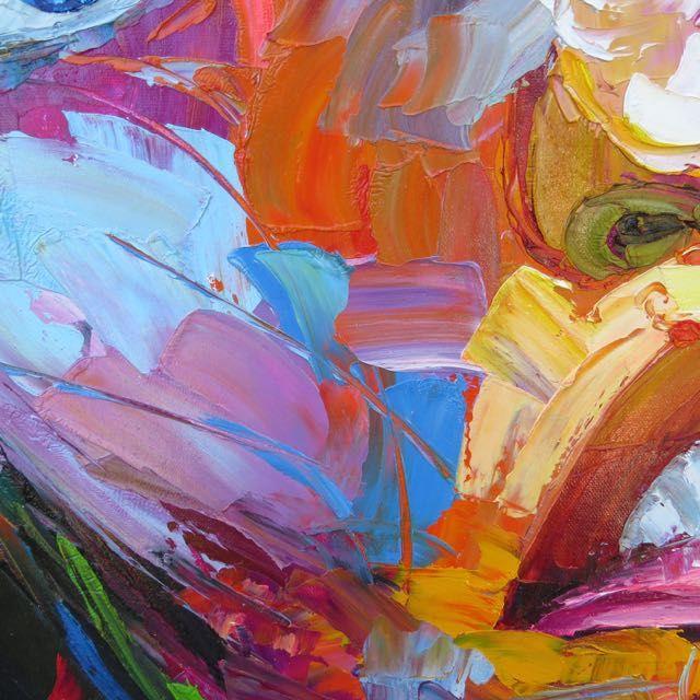 D sirs et amour regard de femme passionn e tableau de peintures et peinture de tableaux for Peinture de qualite