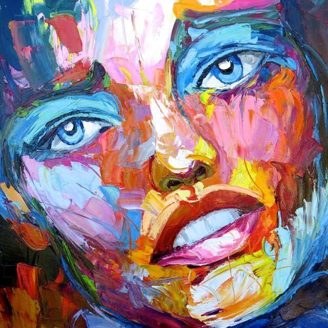 d 233 sirs et amour regard de femme passionn 233 e tableau de peintures et peinture de tableaux