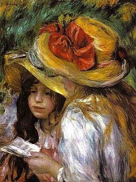 Auguste Renoir, Lectrices - GRANDS PEINTRES / Renoir