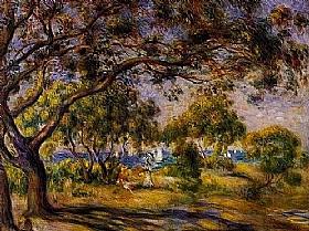Auguste Renoir, Noirmoutier - GRANDS PEINTRES / Renoir