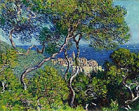 Claude Monet, Bordighera - GRANDS PEINTRES / Monet