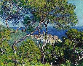 Claude Monet, Bordighera - GRANDS PEINTRES / Monet