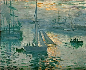 Claude Monet, Marine - GRANDS PEINTRES / Monet
