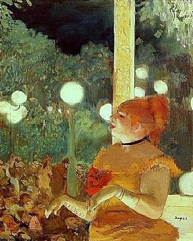 Edgar Degas, Chanson du chien - GRANDS PEINTRES / Degas