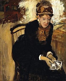 Edgar Degas, Mary Cassatt - GRANDS PEINTRES / Degas