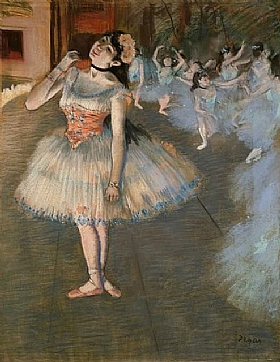 Edgar Degas, La star - GRANDS PEINTRES / Degas