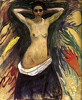 Edvard Munch, Les mains - GRANDS PEINTRES / Munch