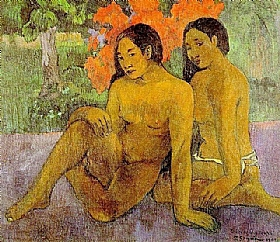 Paul Gauguin, Et l'or de leur corps - GRANDS PEINTRES / Gauguin