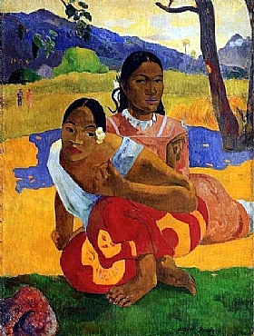 Paul Gauguin, Nafea Faaipoipo - GRANDS PEINTRES / Gauguin
