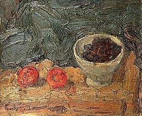 Georges Bouche, Les deux pommes - GRANDS PEINTRES / Bouche