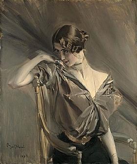 Giovanni Boldini, Cléo de Merode - GRANDS PEINTRES / Boldini