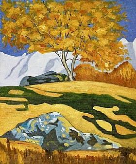 Giovanni Giacometti, Automne - GRANDS PEINTRES / Giacometti