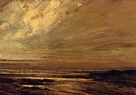 Gustave Courbet, La page de Trouville - GRANDS PEINTRES / Courbet