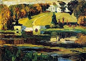 Vassily Kandinsky, Akhtyrka - GRANDS PEINTRES / Kandinsky