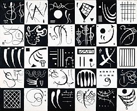 Vassily Kandinsky, Trente - GRANDS PEINTRES / Kandinsky