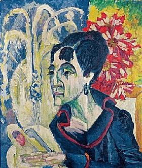 Ernst-Ludwig Kirchner, Erna - GRANDS PEINTRES / Kirchner