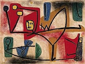Paul Klee, Carnaval Exuberance - GRANDS PEINTRES / Klee