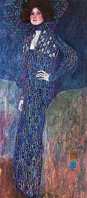 Gustav Klimt, Emilie Floge - GRANDS PEINTRES / Klimt