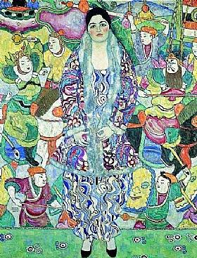 Gustav Klimt, Fredericke Maria Beer - GRANDS PEINTRES / Klimt