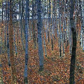 Gustav Klimt, Hetraie - GRANDS PEINTRES / Klimt