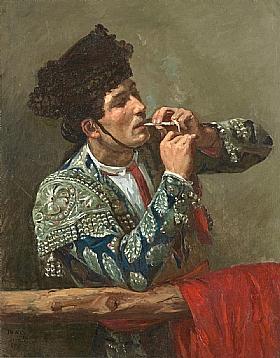 Mary Cassatt, Après la corrida - GRANDS PEINTRES / Cassatt