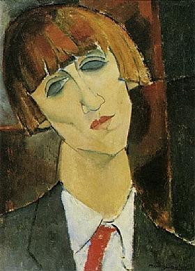 Modigliani, Madame Kisling - GRANDS PEINTRES / Modigliani
