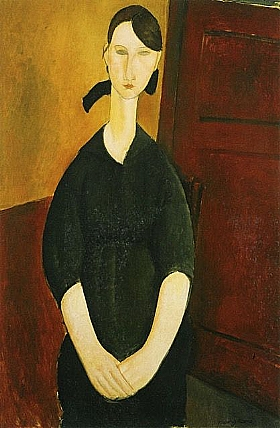 Modigliani, Paulette Jourdain - GRANDS PEINTRES / Modigliani