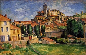 Paul Cézanne, Gardanne - GRANDS PEINTRES / Cezanne