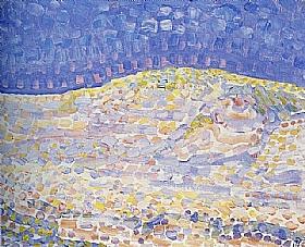 Piet Mondrian, Dune II - GRANDS PEINTRES / Mondrian