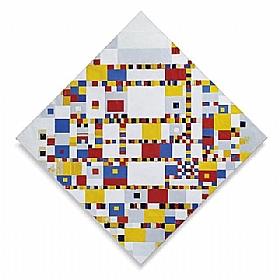 Piet Mondrian, Victory boogie woogie - GRANDS PEINTRES / Mondrian