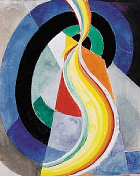 Robert Delaunay, Hélice - GRANDS PEINTRES / Delaunay