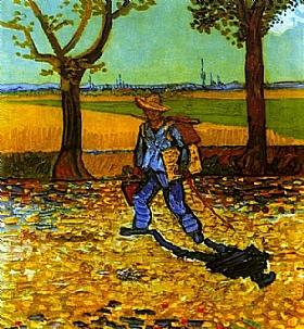 Vincent Van Gogh, Peintre sur le chemin de travail - GRANDS PEINTRES / Van Gogh