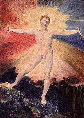 William Blake, Jour heureux - GRANDS PEINTRES / Blake