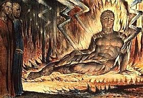 William Blake, L'horreur des temps modernes - GRANDS PEINTRES / Blake