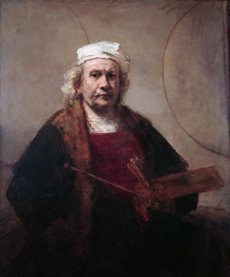 Rembrandt, Le moulin : tableau de GRANDS PEINTRES et peinture de ...