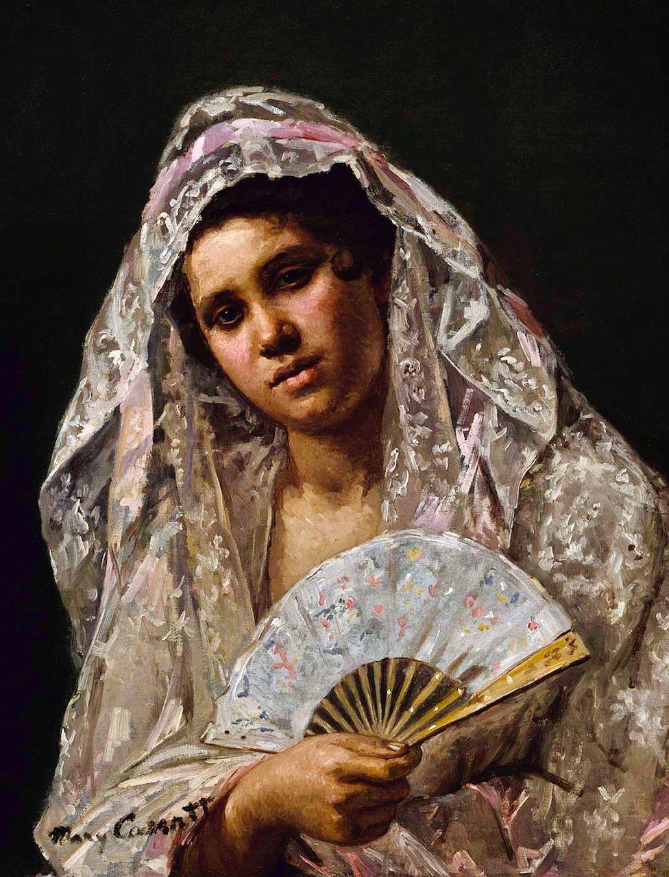 Mary Cassatt Danseuse Espagnole Tableau De Grands Peintres Et Peinture De Cassatt