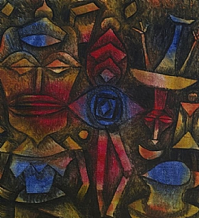 Paul Klee, Collection figurines - GRANDS PEINTRES / Klee
