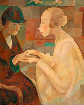 Alice Bailly, Berne la jolie - GRANDS PEINTRES / Bailly