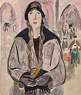 Alice Bailly, Dimanche - GRANDS PEINTRES / Bailly