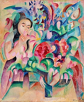 Alice Bailly, Fleurs et figures - GRANDS PEINTRES / Bailly