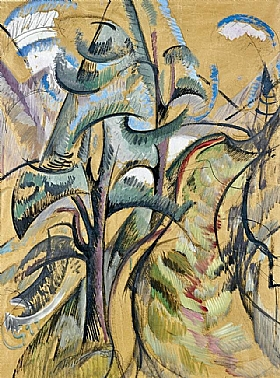 Alice Bailly, Vallée radieuse - GRANDS PEINTRES / Bailly