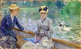 Berthe Morisot, Jour d'été - GRANDS PEINTRES / Morisot