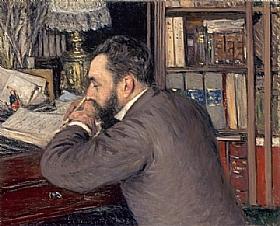 Gustave Caillebotte, Henri Cordier - GRANDS PEINTRES / Caillebotte