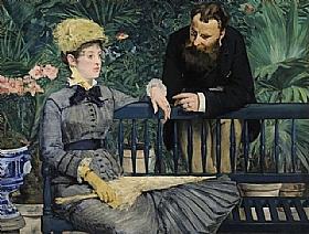 Edouard Manet, Au conservatoire - GRANDS PEINTRES / Manet