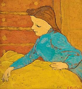 Edouard Vuillard, Une petite main - GRANDS PEINTRES / Vuillard