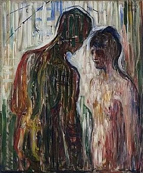 Edvard Munch, Amor et Psyche - GRANDS PEINTRES / Munch