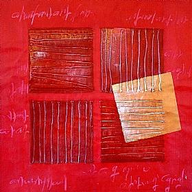 Expériences de vie, espoir et amour - PEINTURES / Tableaux Abstraits