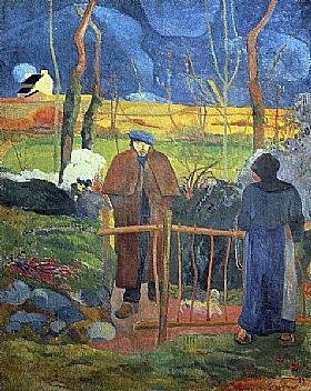 Paul Gauguin, Bonjour Monsieur Gauguin - GRANDS PEINTRES / Gauguin