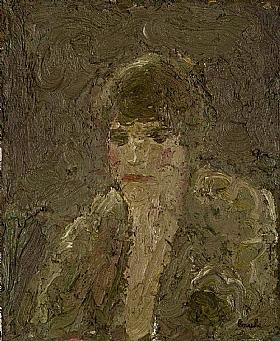 Georges Bouche, Portrait de Katia Granoff - GRANDS PEINTRES / Bouche