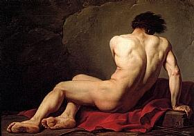 Jacques-Louis David, Patrocle - GRANDS PEINTRES / David
